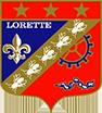 Blason Lorette